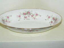 """PARAGON VICTORIANA ROSE OVAL OPEN VEGETABLE SERVE BOWL 1st QTY 10"""" X 7.25"""" ACROS"""
