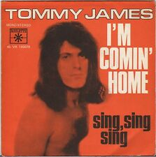 "TOMMY JAMES & SHONDELLS ""I'M COMING HOME"" SP ROULETTE 195078"