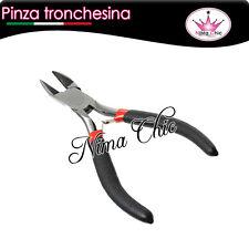 PINZA PER CREARE BIJOUX, ATTREZZI BIGIOTTERIA MINUTERIA tronchesina 11cm