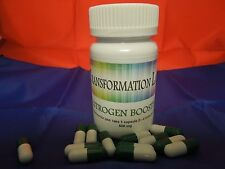 Transgender, Transvestite, Pansexual -Breast Enlargement Pills -Estrogen Booster