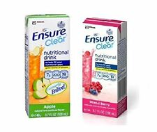 Ensure Clear Mixed Berry & Apple Combo 32 Pack SUPER SAVER!