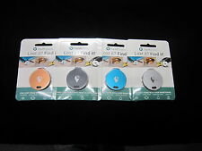 TrackR Bravo Bluetooth Tracker-Find your Keys Phone Wallet-Factory Sealed