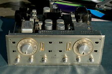 HH SCOTT 399 STEREOMASTER INTEGRATED TUBE AMPLIFIER tested working