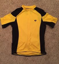 Pearl Izumi Men's Ultra Sensor Form Fit Yellow Black Cycling Jersey Size: XL RCP