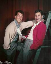 Dean Martin and Jerry Lewis 8x10 Photo 014