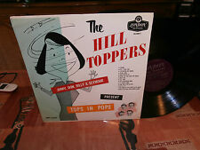 "the hill toppers""tops in pops""lp12""or.uk.1957.london:ha-d2071 plum.biem"