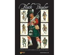 Black Powder, Battles with Model Soldiers in the Musket Age, Rulebook, English