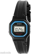 Casio LA11WB-1W Ladies Classic Casual Digital Sports Watch Resin Band Alarm