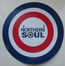 NORTHERN SOUL CAR WINDOW STICKER - NORTHERN SOUL MOD TARGET