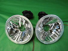 TRIUMPH headlight set int* Scheinwerfer*Satz-SPEED TRIPLE 955i-Klarglas