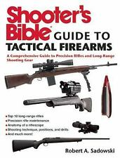 Shooter's Bible Guide to Tactical Firearms book~Long Range Precision Rifle~Ruger