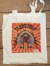 Village People we want you as a new recruit bag, new