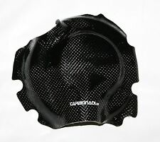 YAMAHA R6 99-02 CARBON KUPPLUNGSDECKEL ENGINE COVER CARBONE CARBONO MOTOR