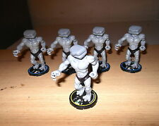 Heroclix Marvel : Dr. Doom Awesome Android Army team lot  set  REV (5)