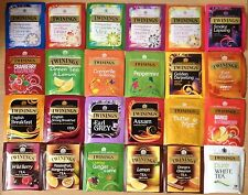Twinings 24 Enveloped Assorted Different Flavoured Mixed Tea Bag Sachets-ASMT #3