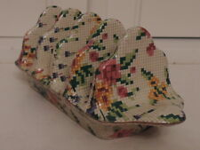 Vintage Royal Winton Chintz Queen Anne Toast Rack Toastrack