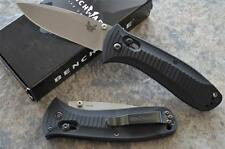 Benchmade 520 Presidio Tactical Folding Axis Lock Military Knife Aluminum Handle