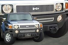 2006-2009 Hummer H3 Fine Mesh Grille - Mirror Stainless Steel - E&G Classics