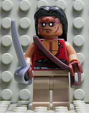 LEGO Fluch der Karibik - Yeoman Zombie mit Degen, Degenscheide / poc027 NEUWARE