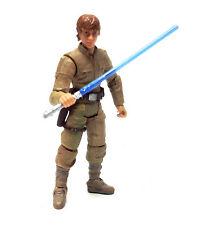 STAR WARS Original Trilogy LUKE SKYWALKER Bespin Gear figure & weapon NICE