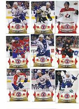 COMPLET SET 2014-15 Upper Deck National Hockey Card Day Canada TOEWS/DROUIN/ROY