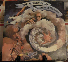 """Vintage Vinyl! """"A Question Of Balance""""-The Moody Blues (VG)1980 THS 3"""