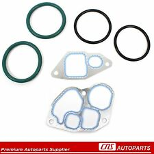 Oil Cooler O-ring & Gasket Kit 94.5-03 Ford E-350 E-450 F-250 4.9 5.0 5.8 7.3L