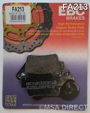 Triumph Daytona 675 (2013 to 2015) EBC Kevlar REAR Brake Pads (FA213) (1 Set)