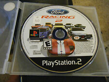 Ford Racing 2 (Sony PlayStation 2, 2003) - Game Disc Only!!!!!