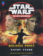 Star Wars The New Jedi Order - Balance Point - Twin Cassette Audio Book
