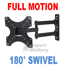 """Full Motion LCD and Plasma TV Wall Mount For 10"""" 13"""" 15"""" 19"""" 20"""" 24"""" 32"""" 42 inch"""