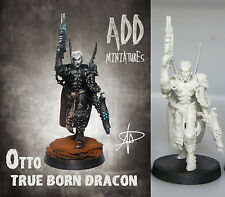 Dark Eldar OTTO - for WH40K or FW - resin miniature