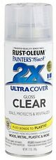 Rust-Oleum 249117 Painter's Touch Multi Purpose Spray Paint, 12-Ounce, Clear