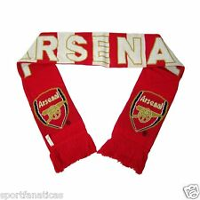 Arsenal FC scarf  Official PREMIER LEAGUE 64 inch Team Logo Scarf