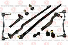 4WD Ford Excursion F250 F350 Super Duty Ball joint Tie Rods Drag link Kit SET