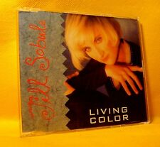 MAXI Single CD JILL SOBULE Living Color 3TR 1990 pop rock
