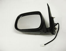 Toyota Hilux Mk6 2.5TD/3.0TD Door/Wing Mirror Black Electric L/H N/S - (05-11)