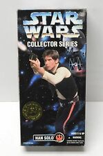 "HAN SOLO Star Wars Kenner 1996 12"" Action Figure 1/6th scale NIP"