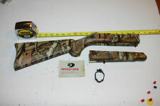 Ruger 10/22  Takedown Mossy Oak Camo Stock set with Barrel band FACTORY OEM