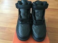 Nike Air Force 1 Mid (Black/Black) – Men Us Size 9.5 FIRST GENERATION