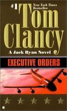 Executive Orders - Tom Clancy - FREE SHIP