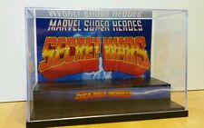 MARVEL Secret Wars Display Stand Style Diorama Case for action figures-case only