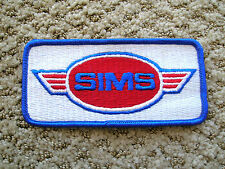vintage Tom Sims skateboard sidewalk surfboard skateboarder patch 1970s estate