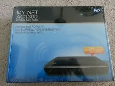 Western Digital My Net AC 1300 Dual-Band (WDBWNJ0000NBL-HESN)  Wireless Router
