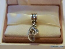 NEW! AUTHENTIC PANDORA CHARM INTERLOCKING LOVE #791242CZ *SPECIAL*   P