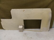 PIPER PA-23-250 TURBO AZTEC F BAGGAGE COMPARTMENT FAIRING CLOSEOUT PANEL