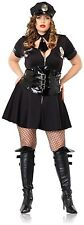 Women's sexy Officer Naughty Police Costume size 1X/2X