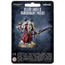 Warhammer 40k Blood Angels Sanguinary Priest NEW