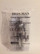 New Iron Man Silver Armor Marvel Select Style Figure