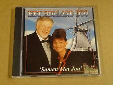 CD / HET HOLLAND DUO - 'SAMEN MET JOU'